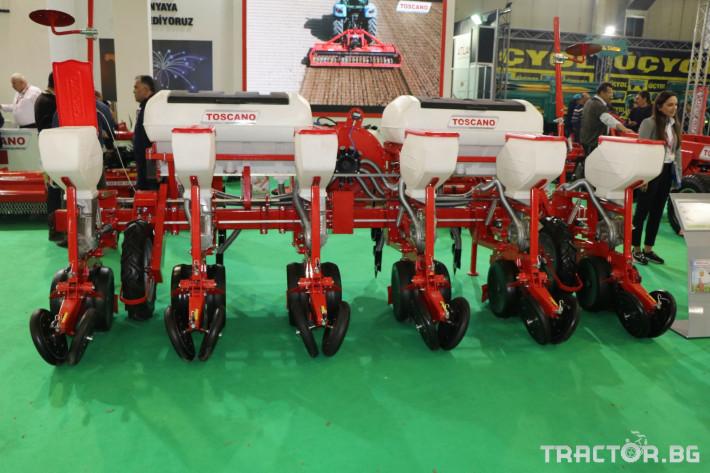 Сеялки Прецизна дискова пневматична сеялка Toscano 3 - Трактор БГ