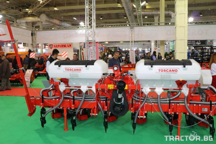 Сеялки Прецизна дискова пневматична сеялка Toscano 7 - Трактор БГ