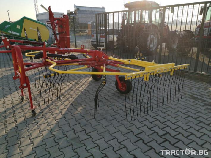 Други Роторен сеносъбирач CELMAK - RWR 310 0 - Трактор БГ