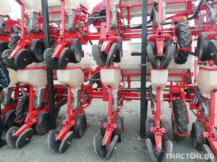 Сеялки Прецизна пневматична сеялка TOSCANO 4 - Трактор БГ