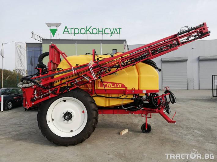 Пръскачки Rimeco FALCO 3000 L 3 - Трактор БГ