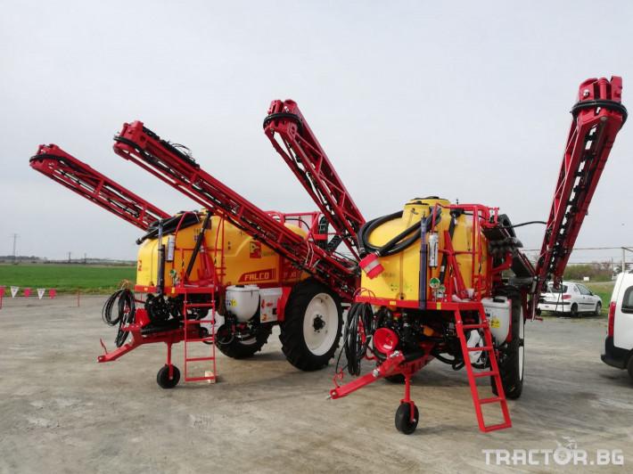 Пръскачки Rimeco FALCO 3000 L 4 - Трактор БГ