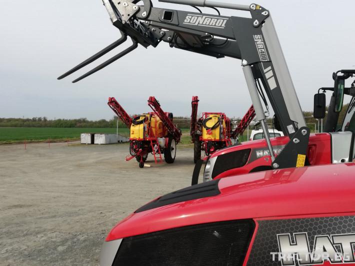 Пръскачки Rimeco FALCO 3000 L 6 - Трактор БГ