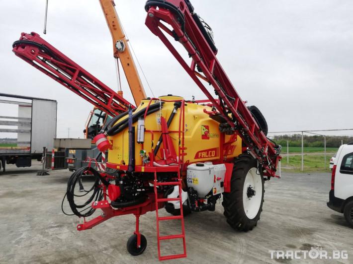 Пръскачки Rimeco FALCO 3000 L 8 - Трактор БГ