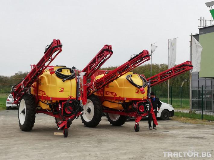 Пръскачки Rimeco FALCO 3000 L 9 - Трактор БГ