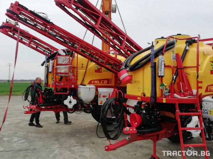 Пръскачки Rimeco FALCO 3000 L 12 - Трактор БГ
