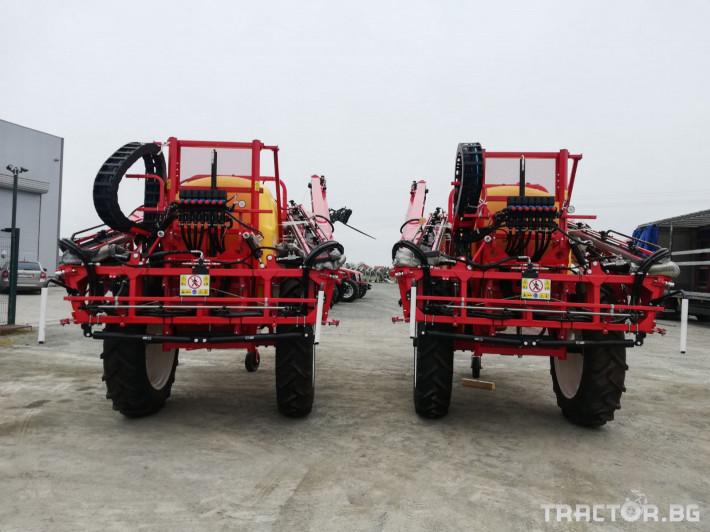 Пръскачки Rimeco FALCO 3000 L 14 - Трактор БГ