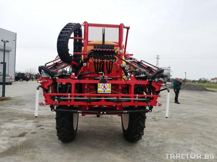 Пръскачки Rimeco FALCO 3000 L 16 - Трактор БГ