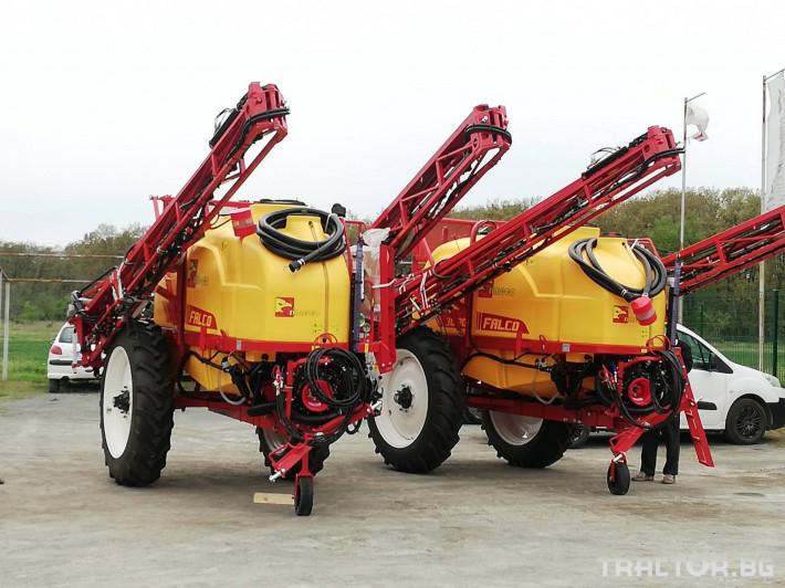 Пръскачки Rimeco FALCO 3000 L 19 - Трактор БГ