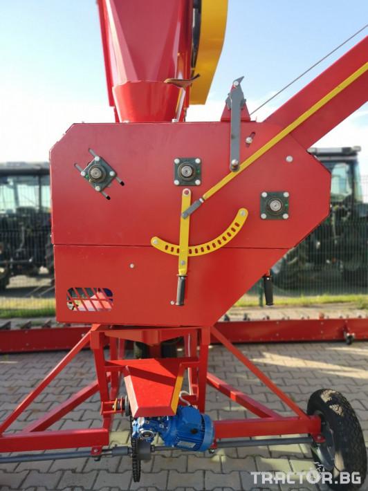 Други Зърнотоварач ЗН - 120 8 - Трактор БГ