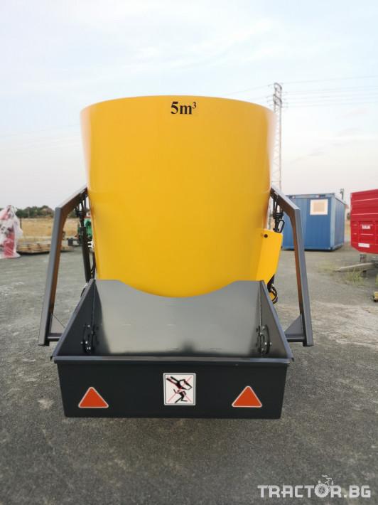 Машини за ферми Внос Вертикални миксери CELMAK 6 - Трактор БГ
