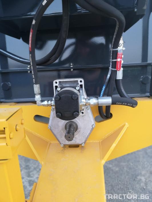 Машини за ферми Внос Вертикални миксери CELMAK 8 - Трактор БГ