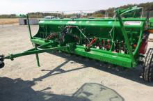 турски сеялки Двудискова комбинирана сеялка за зърно Agrocosan модел- CGS-S30